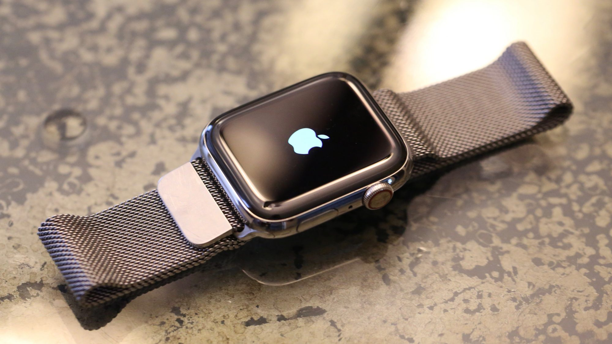 iPhone yes, Apple Watch no (so far)
