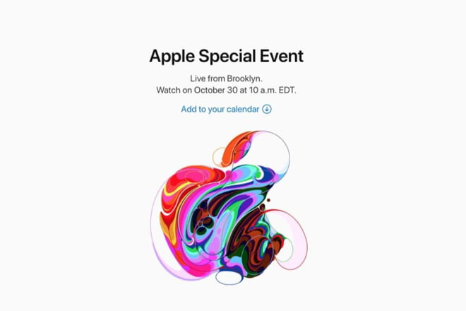 It's official!, Apple sends the invitations for the keynote of the new Mac next October 27