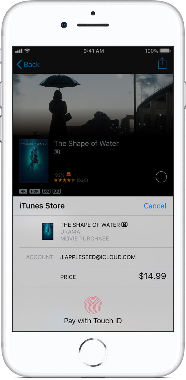 iTunes Connect Adds Support with iPhone 6 Plus and Touch ID