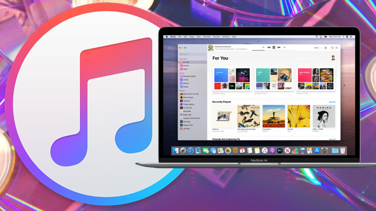 iTunes Music, is it time for a change?