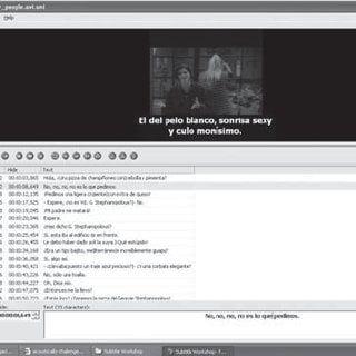 iTunes Store finally incorporates the ability to watch movies in original version with subtitles