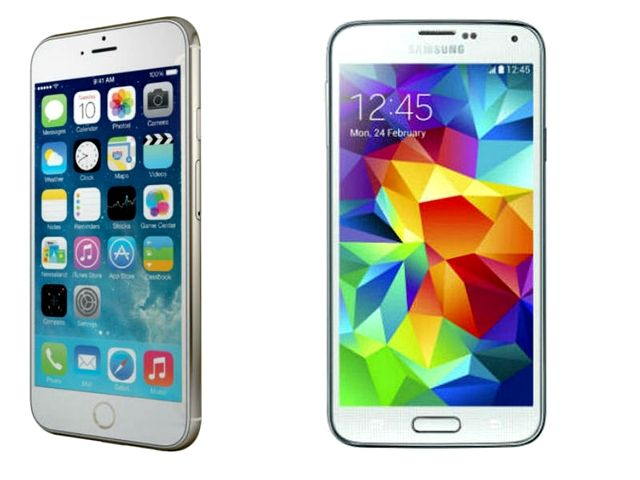 iWatch with AMOLED Screen, Galaxy S5 and PayPal, iPhone 6 Sapphire and More