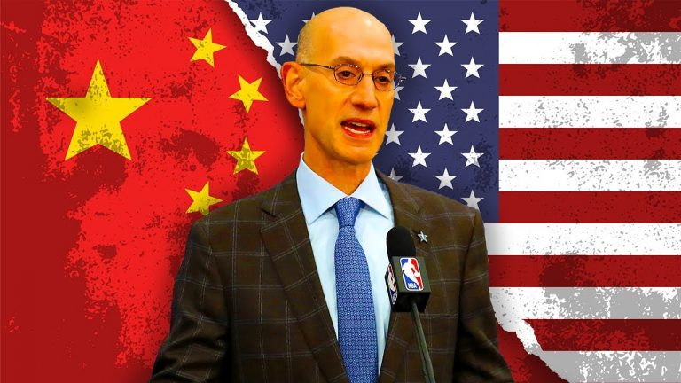 Jeff Williams Is in China for the Crisis with the Guarantee Policy