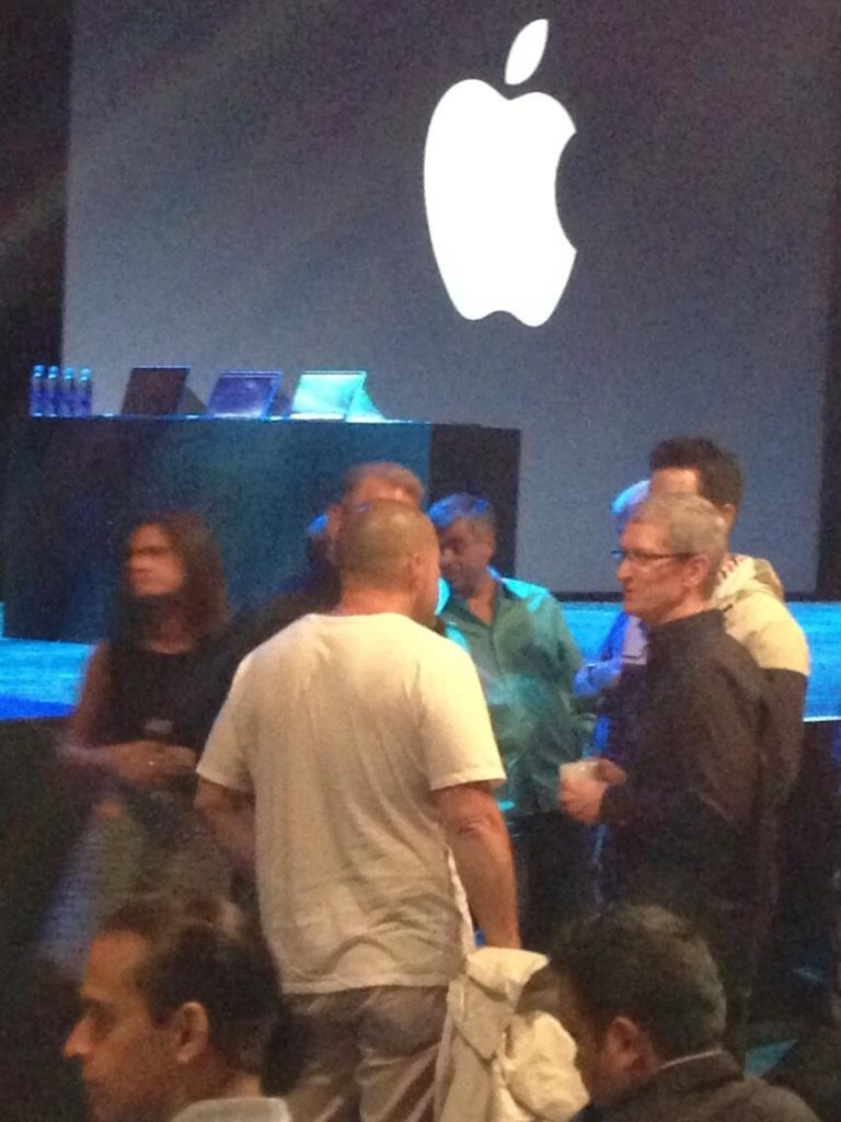 Jonathan Ive, iOS 7 and WWDC 2013