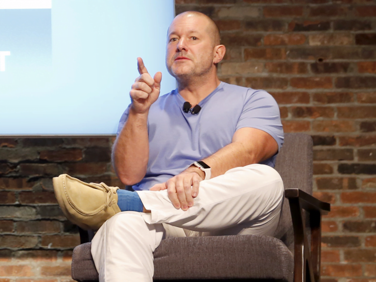 Jonathan Ive talks about the creation of the Apple Watch