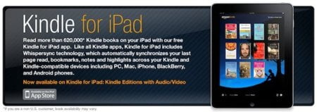 Kindle on Mac App Store