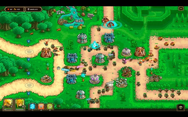 Kingdom Rush Frontiers HD en Mac App Store