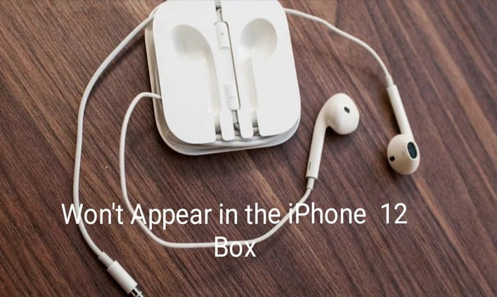 Kuo confirms that in the iPhone 12 box we won't see any headphones or charger