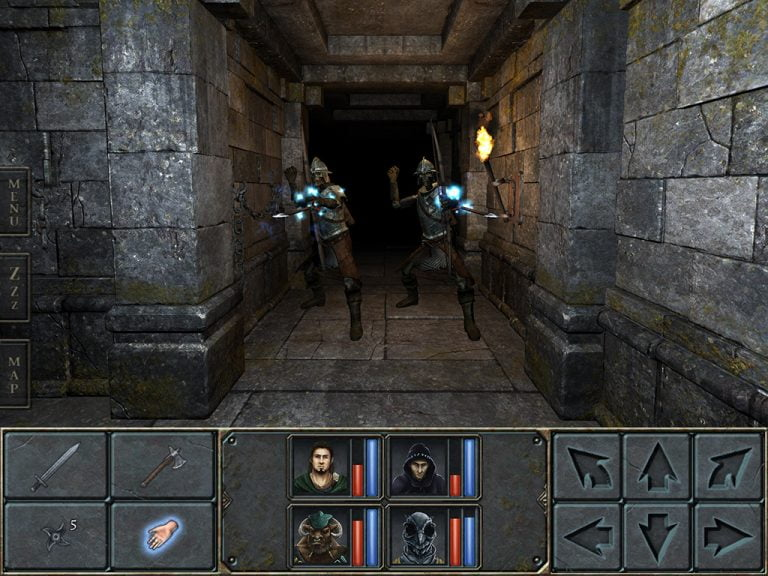 Legend of Grimrock will bring the excitement of dungeon exploration to the iPad
