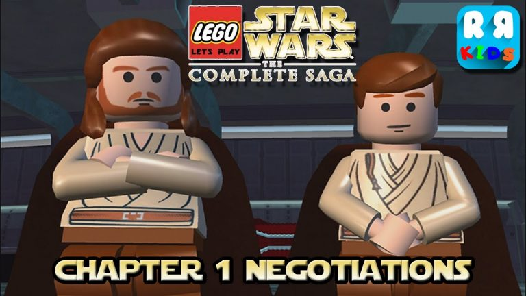 LEGO® Star Wars™: TCS and App Store
