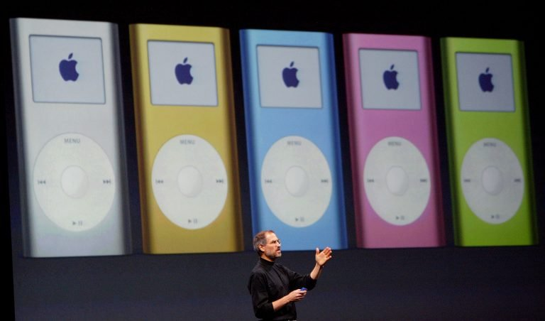 Life and evolution of the iPod