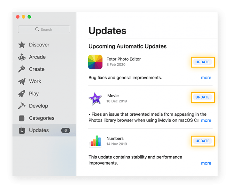 Lightning Web Browser and Mac App Store
