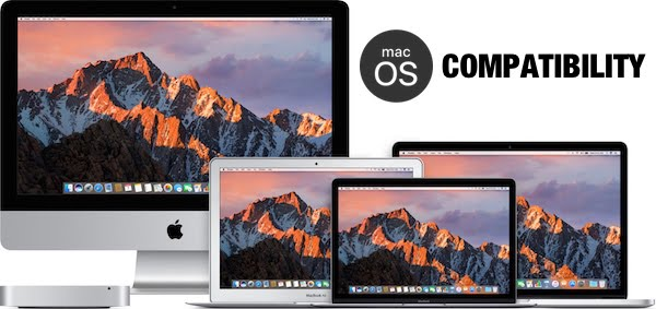 List of compatible Macs and availability