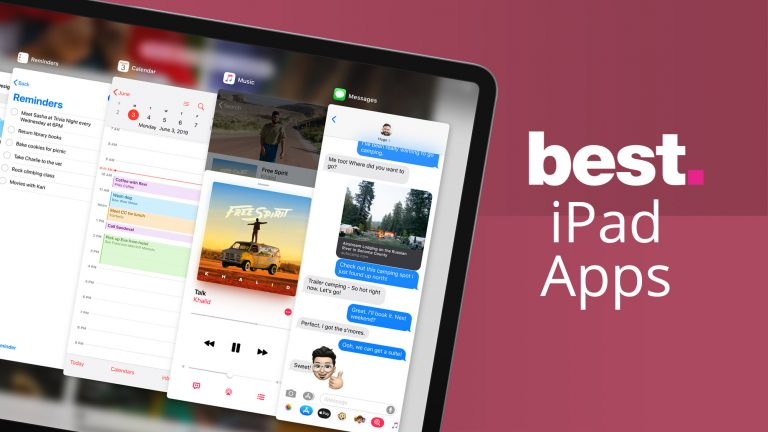 List of news and features for iPhone and iPad