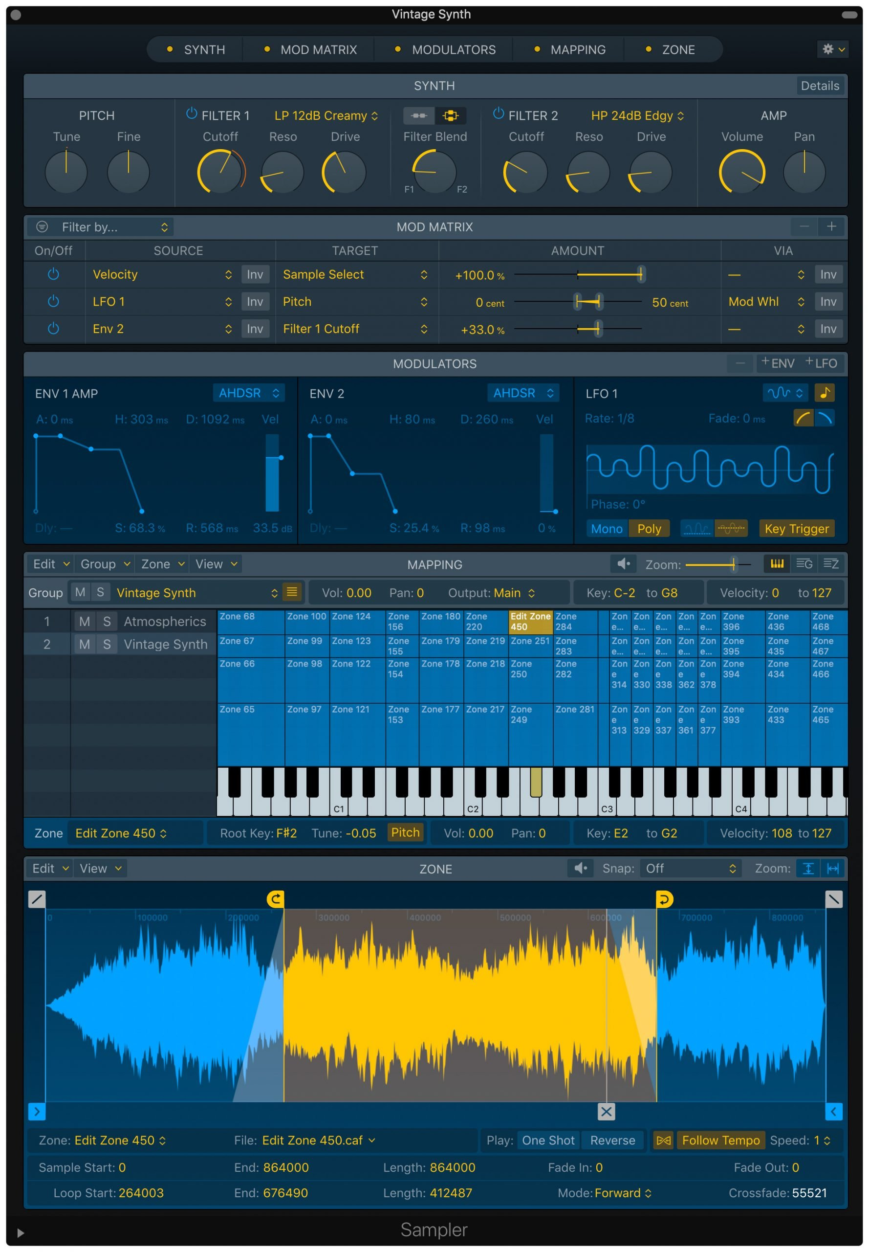 Logic Pro and MainStage land on the Mac App Store