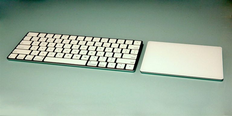 Logitech introduces a new keyboard and trackpad for the Mac