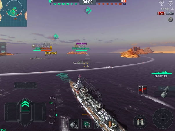 Lunatik stops turning iPods into watches and now turns iPhone into battleships