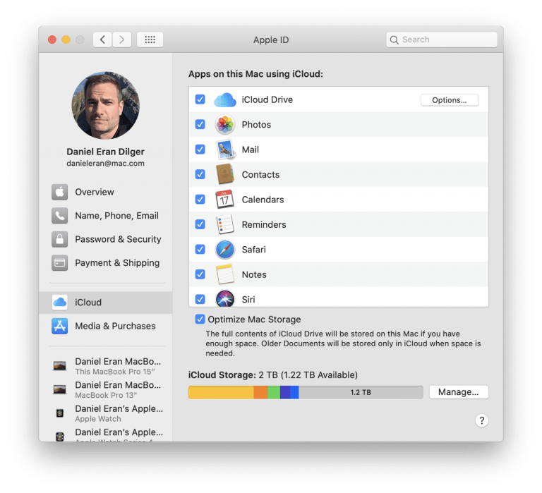 macOS version 10.15 will be a rethinking of the current