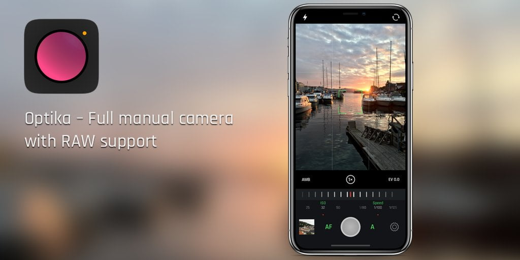 Manual – RAW Camera on App Store