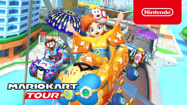 Mario Kart Release for iOS Delayed to Summer