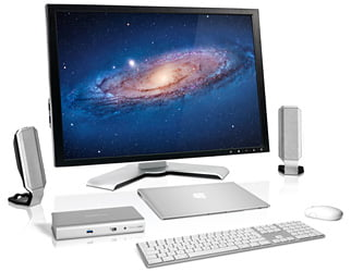 Matrox DS1, expand your Mac connections with Thunderbolt