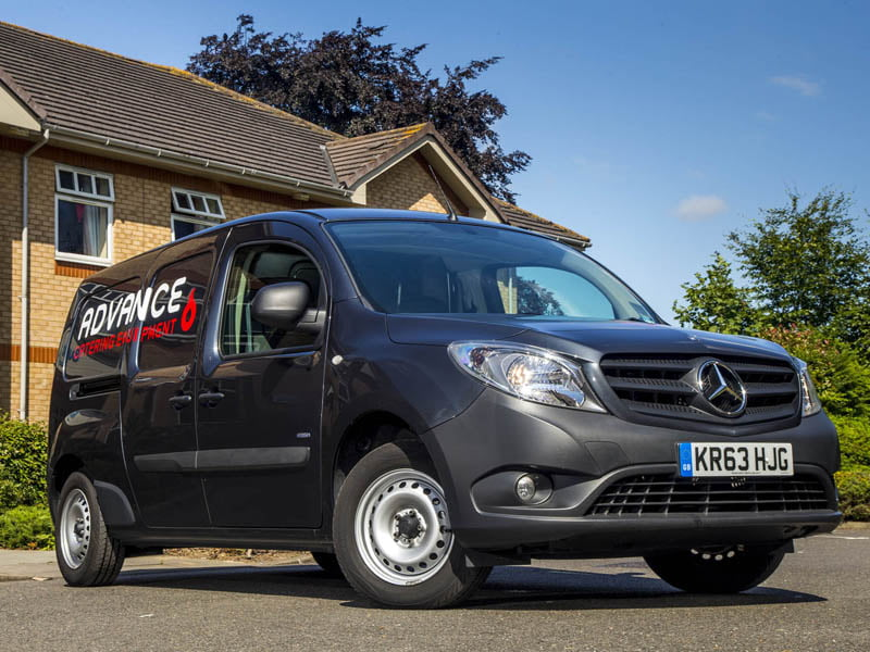 Mercedes iBusiness, a palace on wheels for engineers