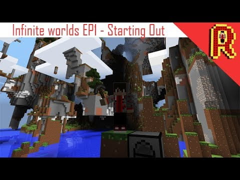Minecraft, build infinite worlds from your browser