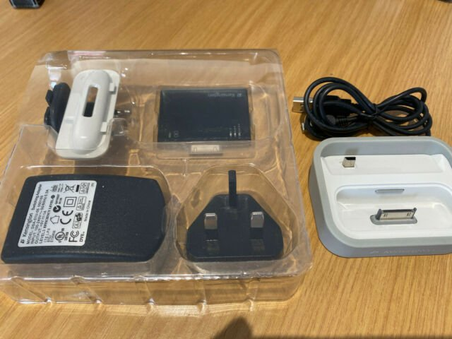 Mini Kensington and Dock battery for iPhone and iPod