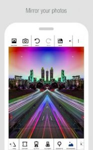 Mirrorgram, create kaleidoscopic images with your iPhone