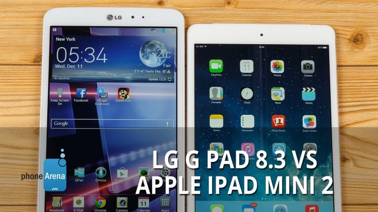 Most iPad mini displays are made by LG