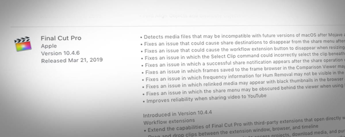 Motion 5, a great application overshadowed by Final Cut Pro X