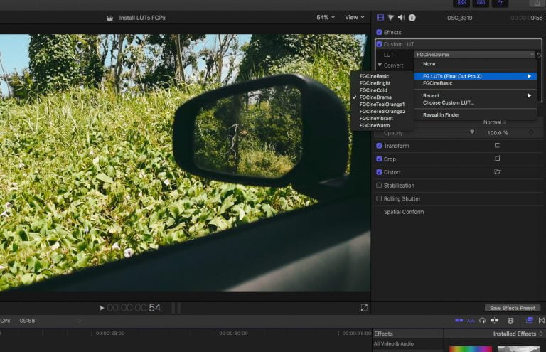 Motion Template Tools, create an installer for your Motion 5 templates for Final Cut Pro X
