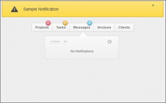 Mountain Growl, send your notifications transparently to the Notification Center