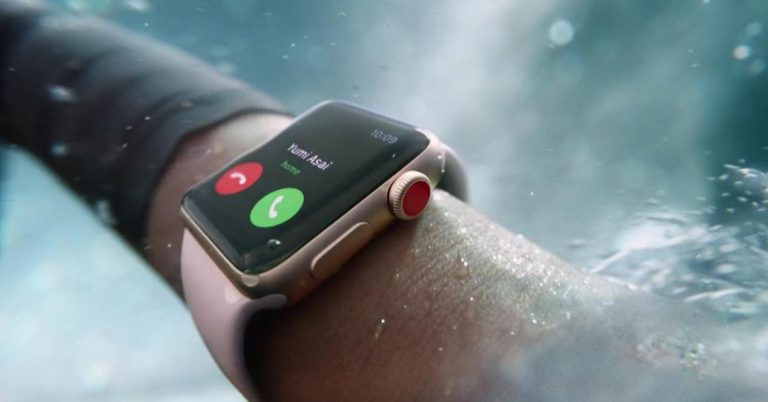 Movistar and MasMovil will offer eSIM for the Apple Watch from this winter