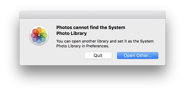My iPhoto library is corrupted: how can I fix it?