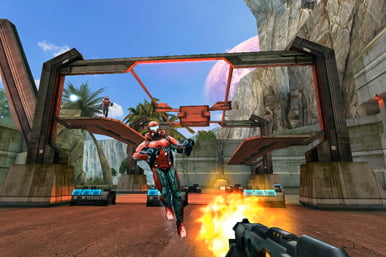 N.O.V.A. 3 lands on the App Store with top-notch graphics and a more frenetic multiplayer mode than ever
