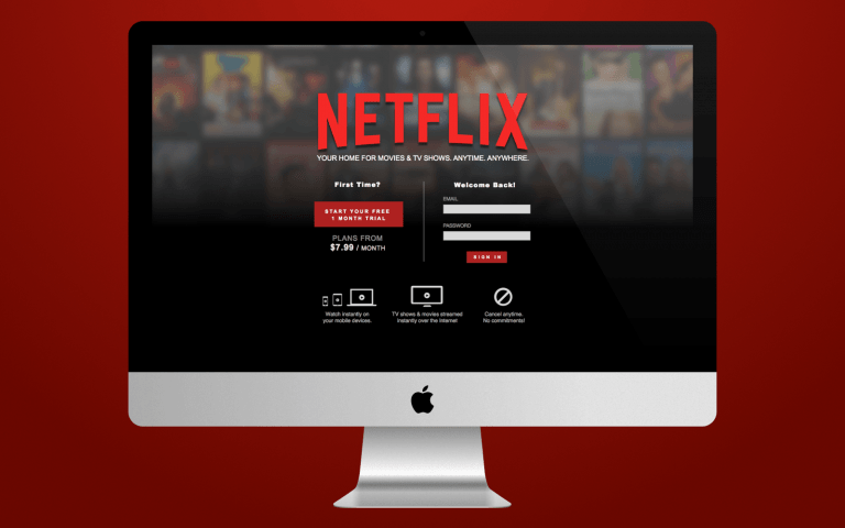 Netflix does not care about the video service Apple prepares, they prefer to focus on the user experience