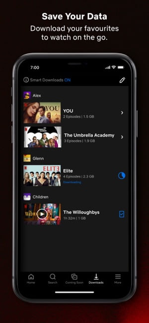 Netflix no longer allows you to start or renew a subscription from the iOS app