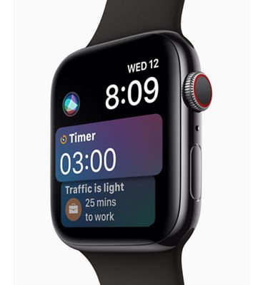 New Apple Watch Series 4 models appear in the EEC register