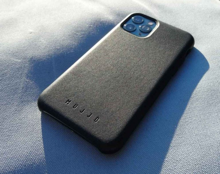 new color for Mujjo's leather cases