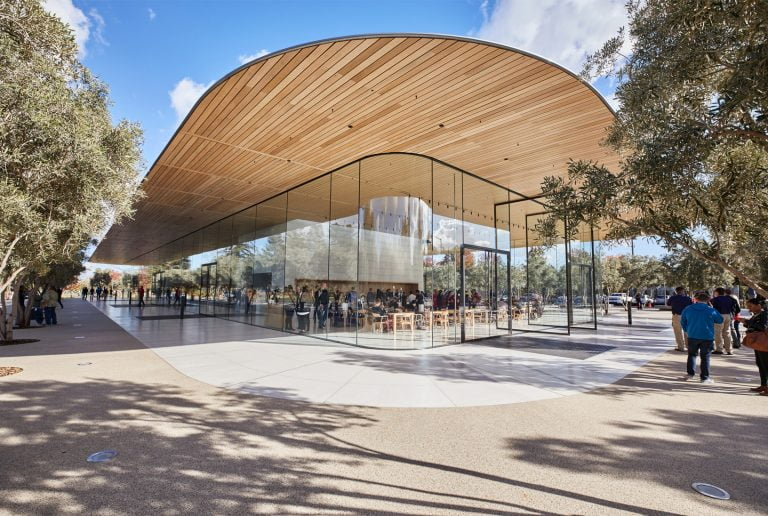 New Rendered Images Begin to Reveal the Interior of Apple's New Campus 2