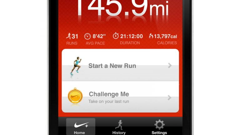 Nike launches its Nike+ application for runners