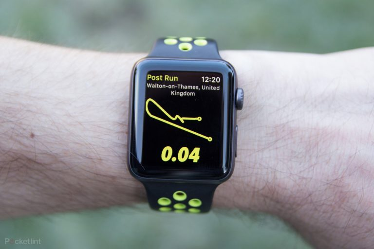 no trace of your Apple Watch app in the middle of 2020