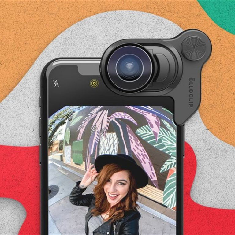 Olloclip, one of the best lenses you can buy for your iPhone
