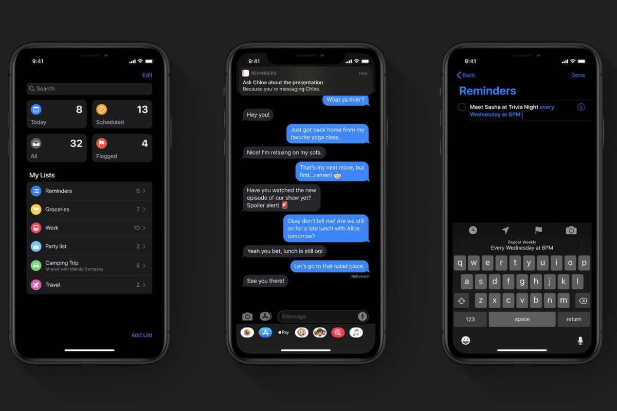 One more thing… explanations, tutorials, history and a lot of iPhone X