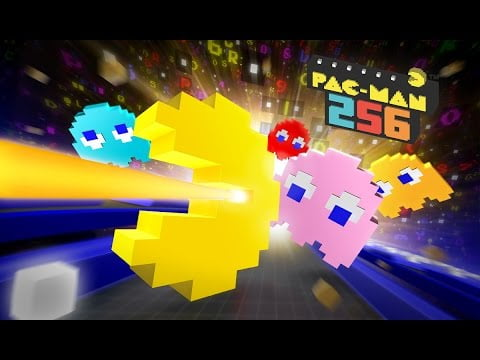 PAC-MAN 256 – Endless maze on the App Store