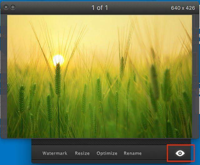 Photobulk, put a watermark on your photos quickly