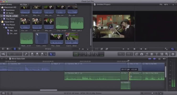 PluralEyes, easily synchronize different audio and video tracks in Final Cut