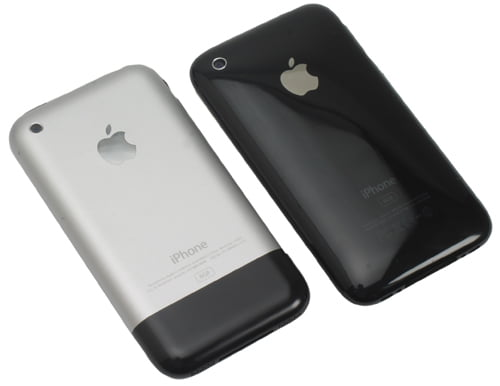 Possible photos of the new iPhone 3G