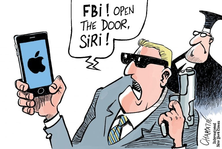 Privacy issues on iPhone